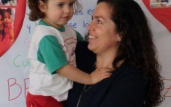Ana madre - Escuela infantil La Mariquita