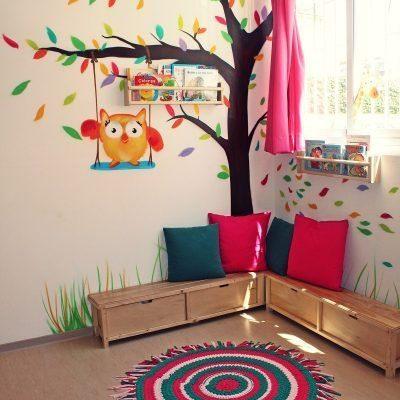 Escuela infantil Málaga Centro
